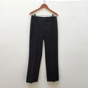 Ann Taylor dark navy/black Margo pants